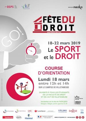 Paris XIII - Course d'orientation
