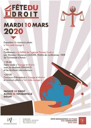 DOUAI - Fête du Droit 2020