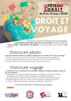 Dijon - Nevers Fête du Droit 2020